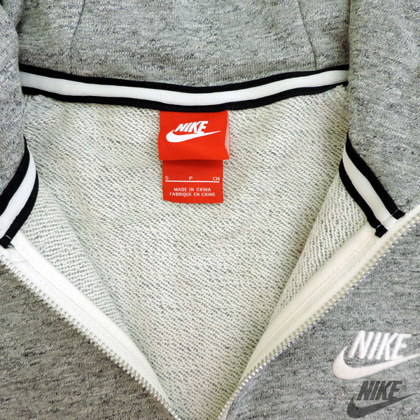 With Nike sports parka 805058 men's sweat shirt NIKE food