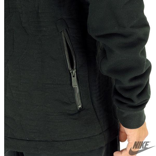 NIKE Nike modern crew BB men sweat shirt trainer round neck long sleeves  tops 806680