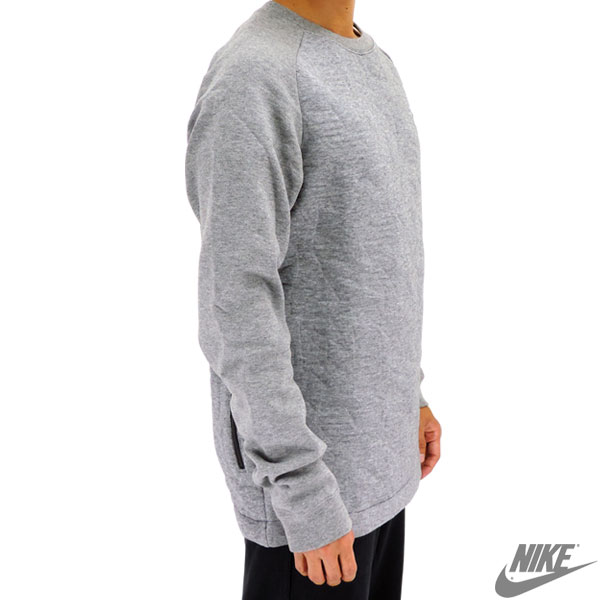 Nike modern crew BB men sweat shirt trainer round neck sweat shirt long  sleeves sweat shirt NIKE 806680
