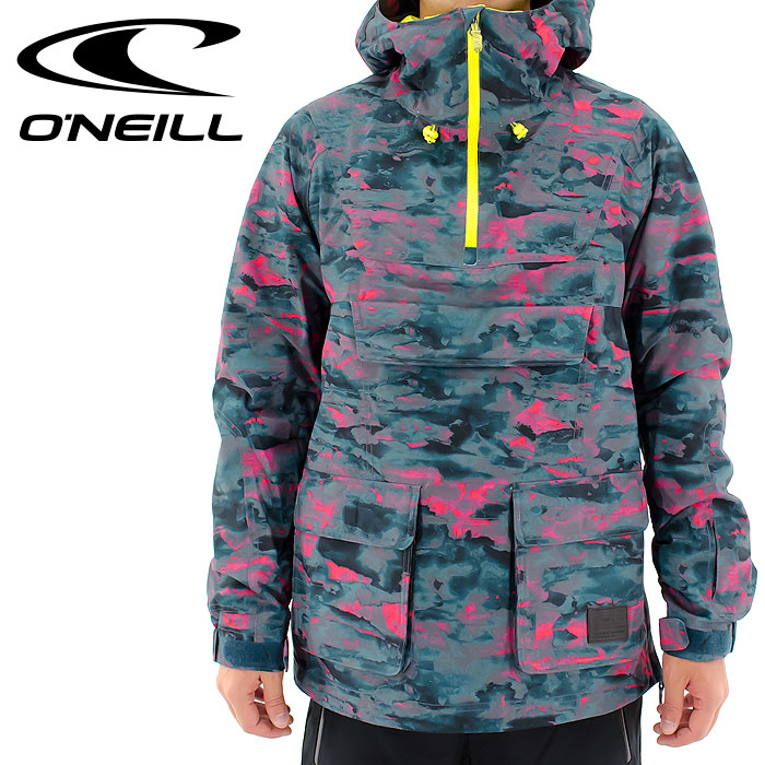 online store 50ae4 40a33 SNO jacket O'Neill men's jacket snow were 645106 ONEILL snoborware pullover