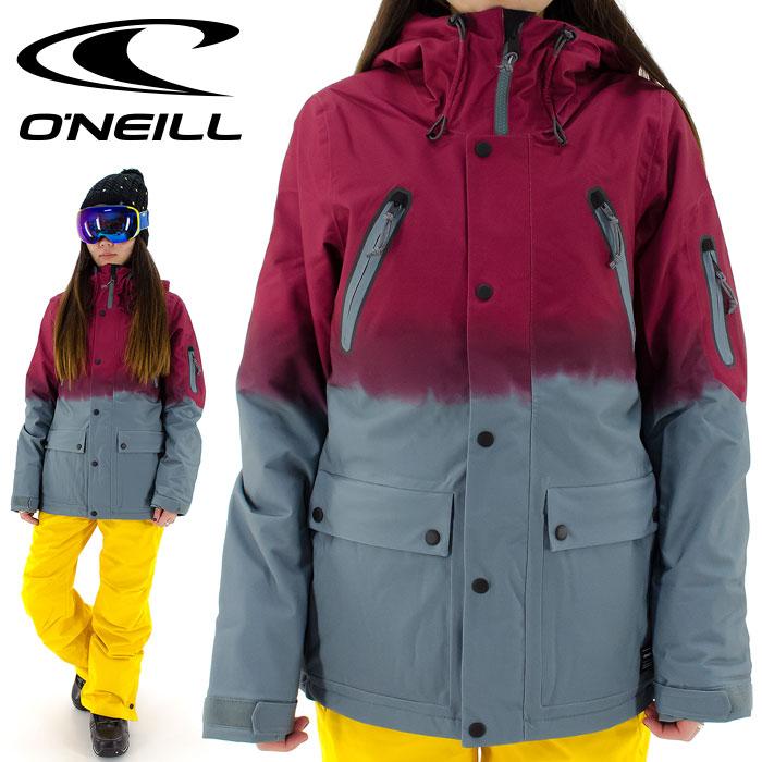 オニール レディス スノボジャケット ONEILL スノーボードジャケット 686101