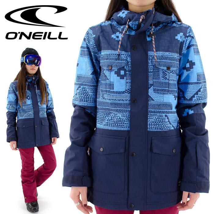 ONEILL スノボウェア レディース スノーボードジャケット オニール スノボジャケット 686106