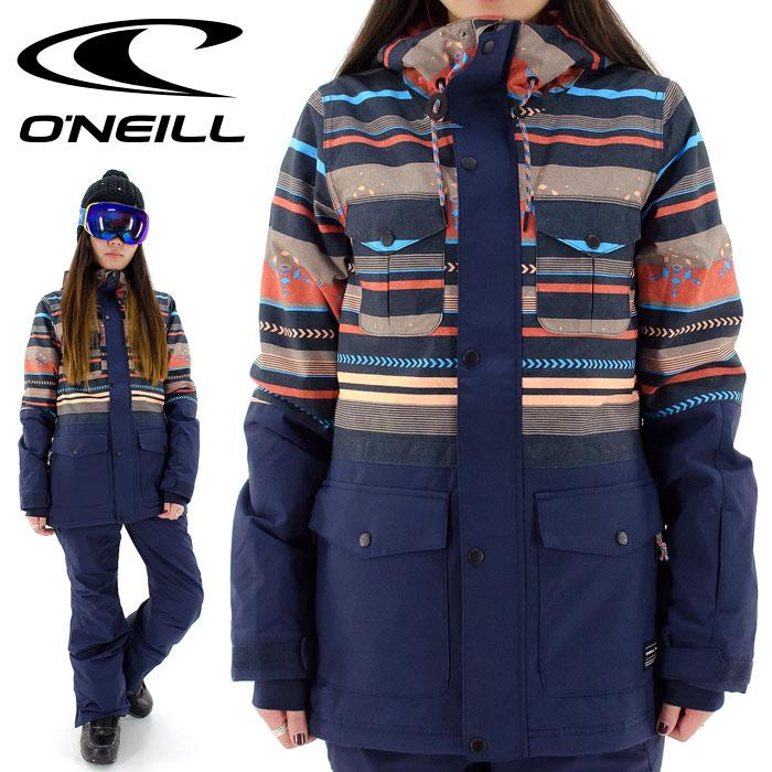 ONEILL レディース スノーボードジャケット オニール スノボジャケット 686106