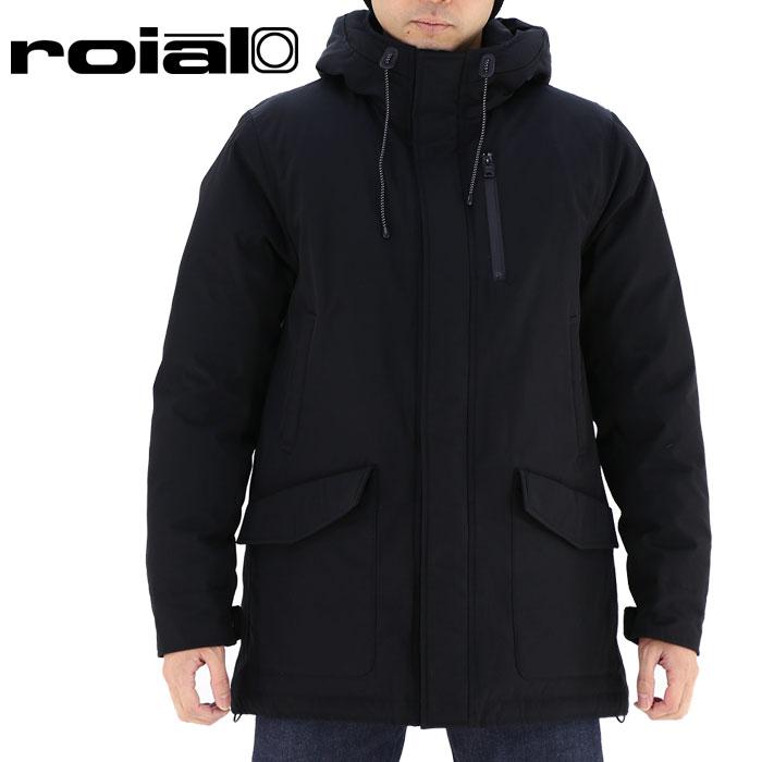 ロイアル ダウンコート 中綿コート ダウンジャケット メンズ アウター ROIAL R803MDW04