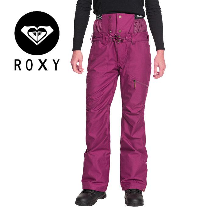 スノーボードウェア ロキシー ROXY 18-19 ERJTP03063 レディース かわいい あたたか 今期モデル パンツ