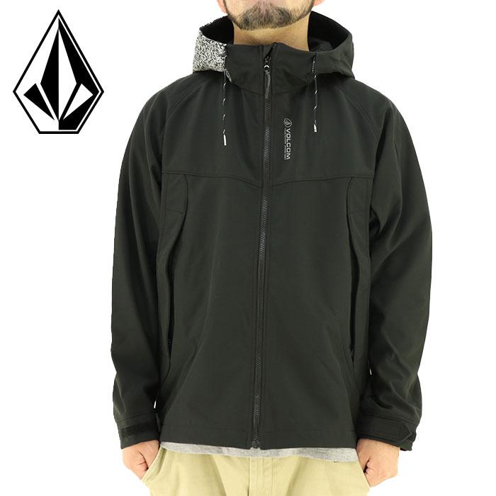 ボルコム メンズ ジャケット アウター JPN Voltech Jacket ジップアップ パーカー A1601901