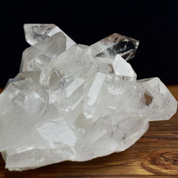一流の品質 水晶 AAAA AAAA クラスター 原石【ブラジル・コリント産 水晶】 クラスター【約351g】ブラジル産|コリント産|水晶|群晶|原石|クラスター|透明度抜群|コリント|天然石|, 西新オレンジストア:89d4b0f8 --- ifinanse.biz