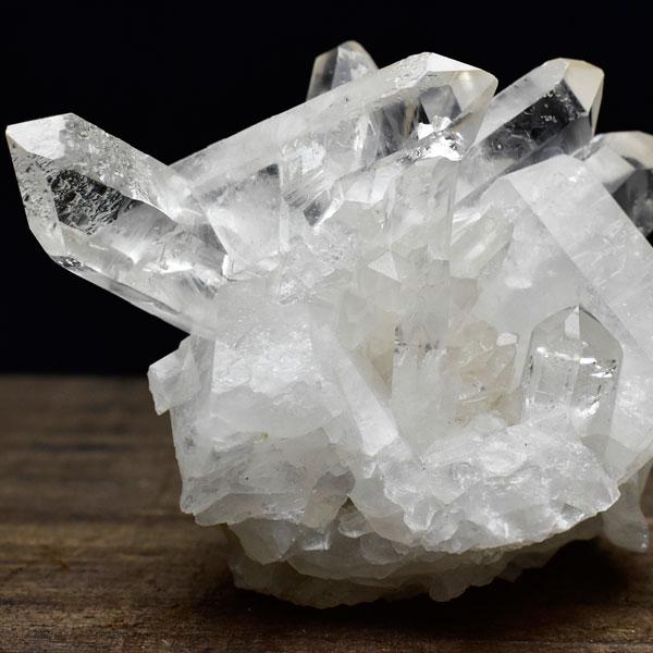 水晶 AAAA クラスター 原石■ブラジル・コリント産■【約295.3g】ブラジル産|コリント産|水晶|群晶|原石|クラスター|透明度抜群|コリント|天然石|パワーストーン ■39ショップ■