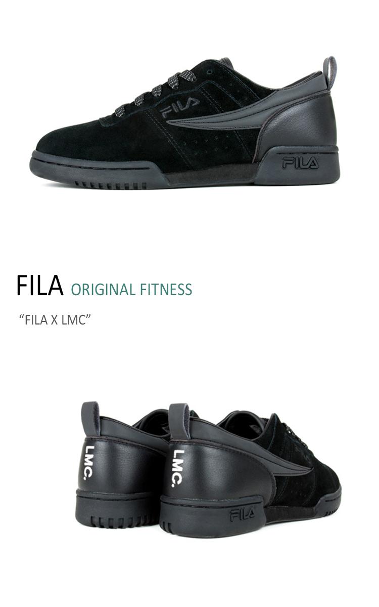 FILA X LMC ORIGINAL FITNESS Black フィラLMCオリジナルフィットネスシューズMzVpSGqU
