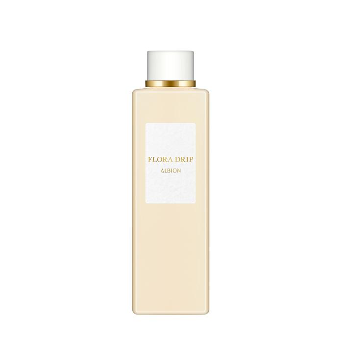 ひと雫 数量は多 またひと雫に美しさを凝縮した濃密化粧液 ALBION FLORA -国内正規品 DRIPフローラドリップ化粧水 新作 大人気 80ml