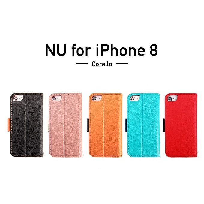 iPhone8 新作多数 最新アイテム iPhone7 iPhone6s ケース iPhone6 手帳型 マグネット 式 対応 Corallo アイフォン8 Nu アイフォン6 アイフォン6s アイフォン7