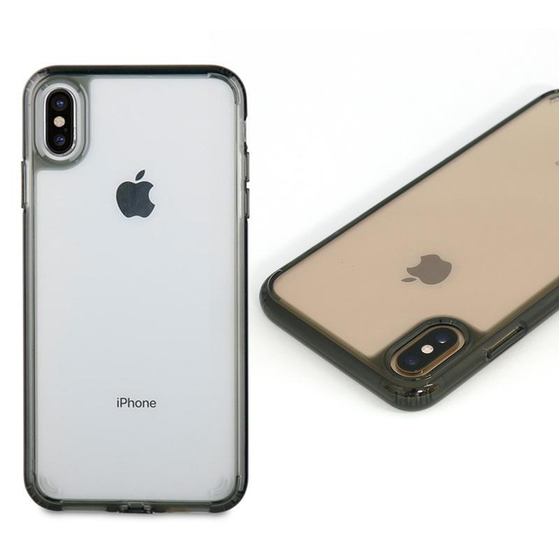 お得クーポン発行中 iPhoneXS X ケース iPhoneXSMax アイフォン カバー Qi 対応 ワイヤレス充電 ストアー iPhone muvit BUMP お取り寄せ CRYSTAL 透明 XS Max クリスタルバンプ ムービット クリアケース