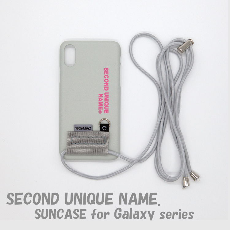 Galaxy S9 Note9 S8 Note8 SECOND UNIQUE NAME ベルト カバー 正規品 限定モデル セカンドユニークネーム S20 S21+ S21 S10+ YOUNG 韓国 ケース Ultra Note20 超特価SALE開催 BOYZ S20+ S10