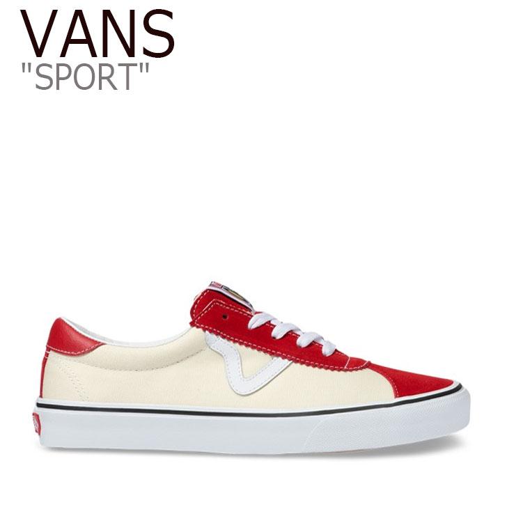 ヴァンズ バンズスニーカー vans Vans sport 35%OFF スピード対応 全国送料無料 ヴァンズスポーツ red white メンズシューズ レディースシューズ バンズ スニーカー VANS ホワイト RED CLASSIC RACING SPORT スポーツ シューズ VN0A4BU6TYR レディース メンズ WHITE レッド