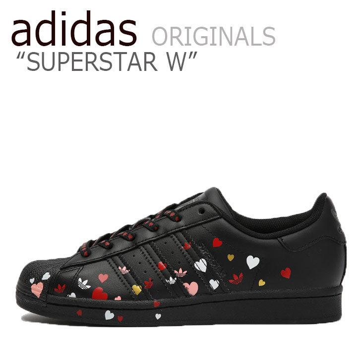 一部予約 ADIDAS アディダススニーカー superstar 安心の定価販売 w Superstar アディダススーパースター adidasスーパースター アディダスレディース adidasレディース 海外直輸入USED品 アディダス スーパースター W シューズ レディース FV3288 未使用品 ブラック スニーカー 中古 adidas BLACK SUPERSTAR