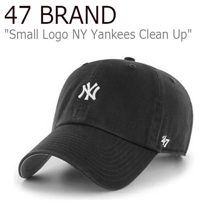 47ブランドキャップ ボールキャップ 47ブランドボールキャップ 47ブランド帽子 47BRAND 47BRAND帽子 クリーンアップキャップ 帽子 ☆送料無料☆ 当日発送可能 47キャップ 47brand 47Brand スモールロゴ 47ブランド キャップ 47 BRAND メンズ ニューヨーク CLEAN ACC クリーンアップ ランキングTOP10 47-SMNY-BKA YANKEES レディース BLACK NY ブラック ロゴ スモール SMALL UP ヤンキース LOGO