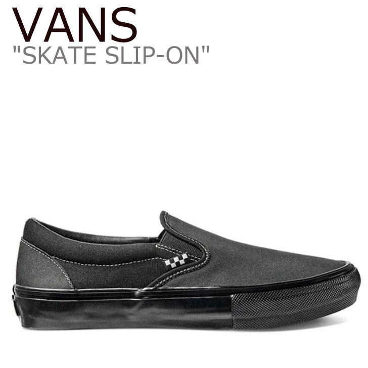 ヴァンズ vans Vans バンズスニーカー ヴァンズスニーカー skate slip-on バンズスケートスリッポン ヴァンズスケートスリッポン バンズメンズ メンズスニーカー 好評受付中 バンズ BLACK シューズ VANS デポー SLIP-ON スニーカー SKATE VN0A5FCABLK1 ブラック スリッポン メンズ レディース スケートスリッポン