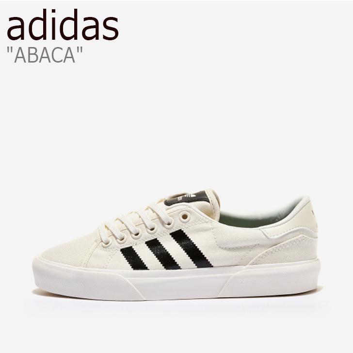 アディダススニーカー ADIDAS abaca アバカスニーカー adidasシューズ アディダスシューズ アバカシューズ アディダス靴 在庫処分 青 海外直輸入USED品 アディダス アバカ スニーカー ブラック 中古 レディース GZ6182 メンズ 未使用品 WHITE ホワイト BLACK ABACA シューズ 物品 adidas