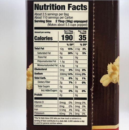Kirkland Micro Wave Popcorn