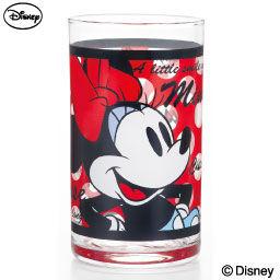 人気のグラス Disney グラス大振りなドット柄に ポップ ユニークなキャラクターのグラスです お中元 カラフルな5色シリーズ DisneyDOTSミニーマウス 在庫限り 日本製 ADERIA 倉庫 アデリア DisneyDOTS 石塚硝子