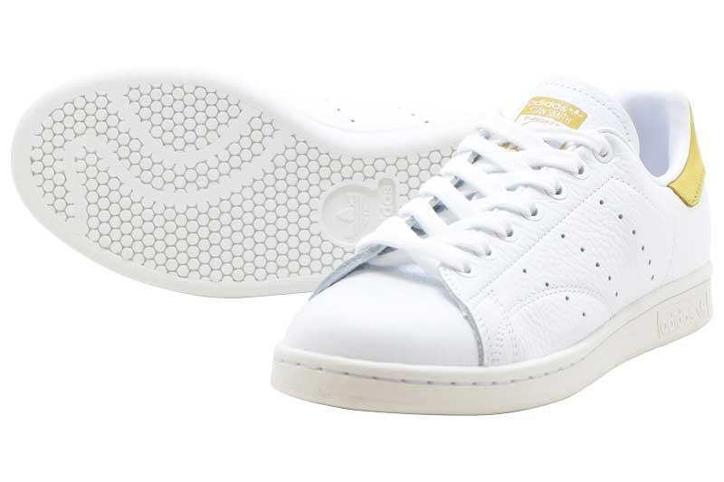 adidas Originals STAN SMITHアディダス スタンスミスRunning White/Running White/Raw Ochre【メンズ・レディース サイズ】