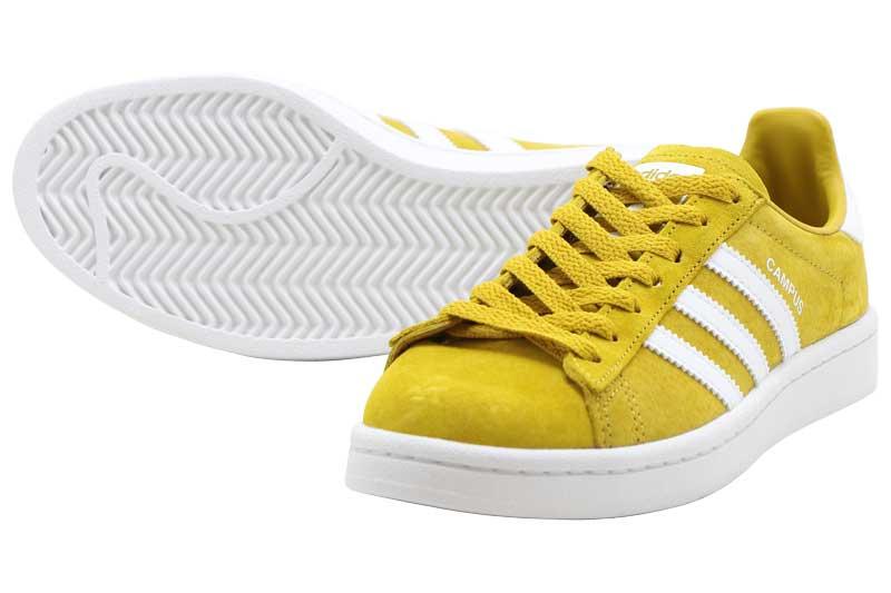 adidas Originals CAMPUSアディダス キャンパスRaw Ochre/Running White/Crystal White【メンズ・レディース サイズ】