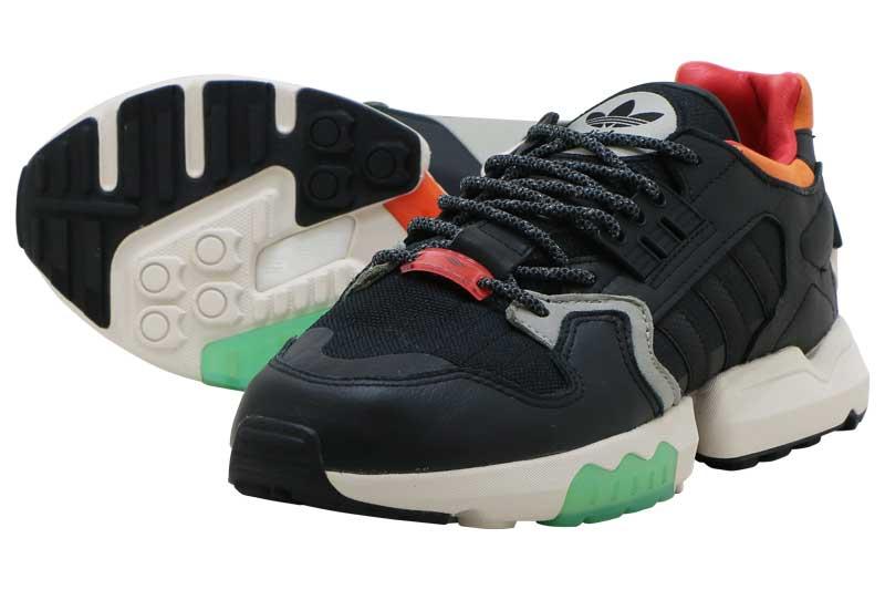 adidas Originals ZX TORSIONアディダス オリジナルス ZX トルションCORE BLACK/ORANGE/BOLD GREEN