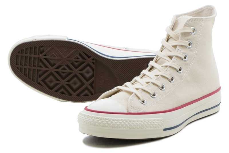 CHUCK TAYLOR チャックテイラー CONVERSE CANVAS ALL STAR J HI