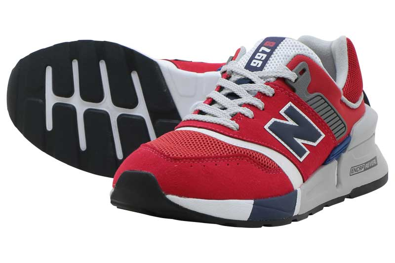 New Balance MS997 LORニューバランス MS997 LORRED/NAVY