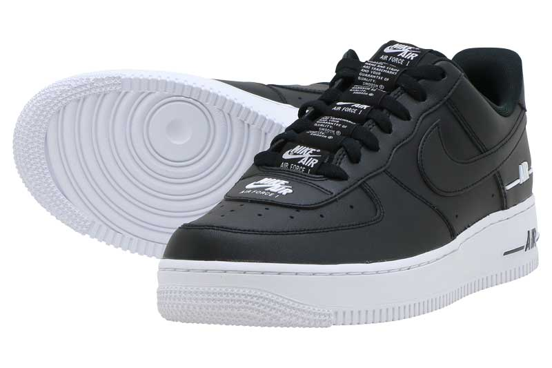 NIKE AIR FORCE 1 '07ナイキ エア フォース 1 '07BLACK/BLACK-WHITE