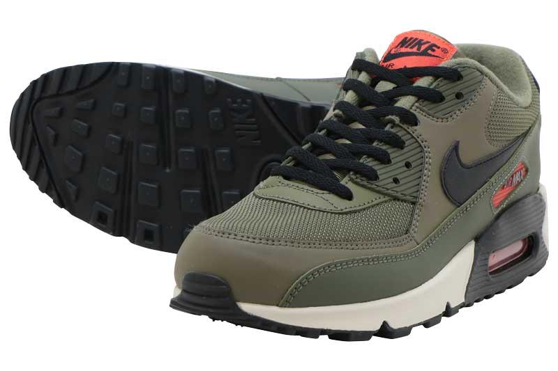 Nike Air Max 90 Essential Medium Olive Medium Olive | Footshop