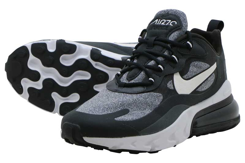 Nike Air Max 270 React Black Vast Grey 270 en venta h0PhGp5v