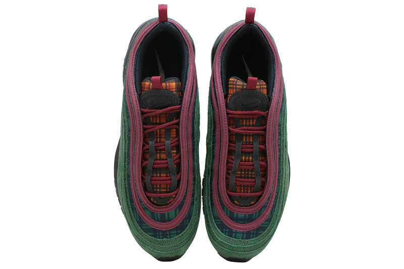 NIKE AIR MAX 97 NRG Kie Ney AMAX 97 NRG TEAM REDMIDNIGHT SPRUCE