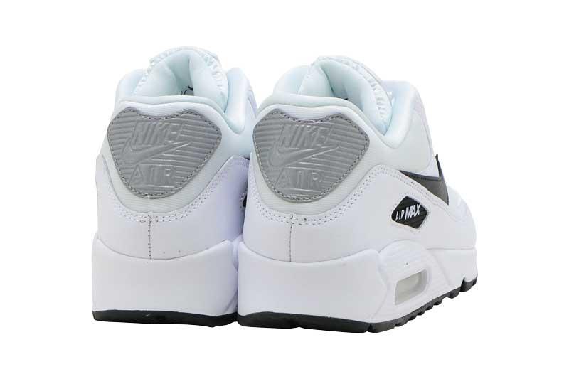 NIKE WMNS AIR MAX 90 Nike women Air Max 90 WHITEBLACK REFLECT SILVER sold out