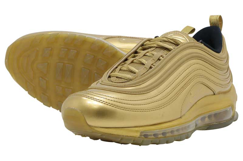 NIKE AIR MAX 97ナイキ エア マックス 97METALIC GOLD/METALIC GOLD