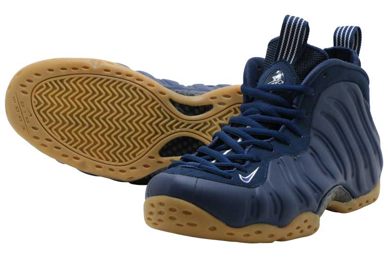 【FINAL SALE】【ファイナルセール】NIKE AIR FOAMPOSITE ONEナイキ エア フォームポジット ワンMIDNAIGHT NAVY
