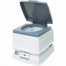 パスポート・ポータブル水洗トイレ 8Lタイプ/P8L 簡易トイレ