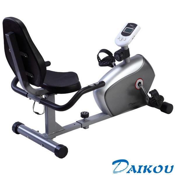 低床リカンベントバイク DK-8304R 大広 ダイエット器具 室内 おすすめ 健康器具 自転車 室内 運動器具 高齢者 足踏み