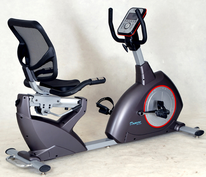 エアロバイク リカンベントバイク DK-8718RP【大広】【送料無料】【リカンベントバイク】【エアロバイク】【健康器具】05