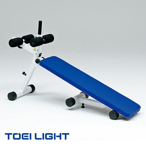 トレーニングベンチ フィットネスベンチ H-9940 トーエイライト 腹筋台 トレーニングマシン 自宅 腹筋 ベンチ 腹筋マシーン