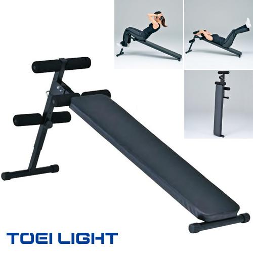 腹筋台XT H-7267 トーエイライト 腹筋台 腹筋 ベンチ 腹筋マシーン トレーニングベンチ