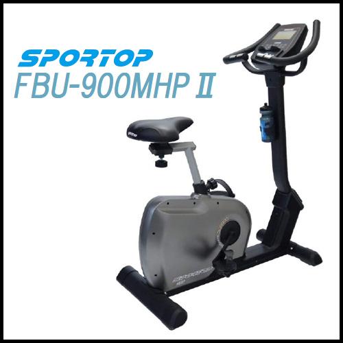 エアロバイク アップライトバイク FBU-900MHP2 フジモリ 健康器具 フィットネスバイク