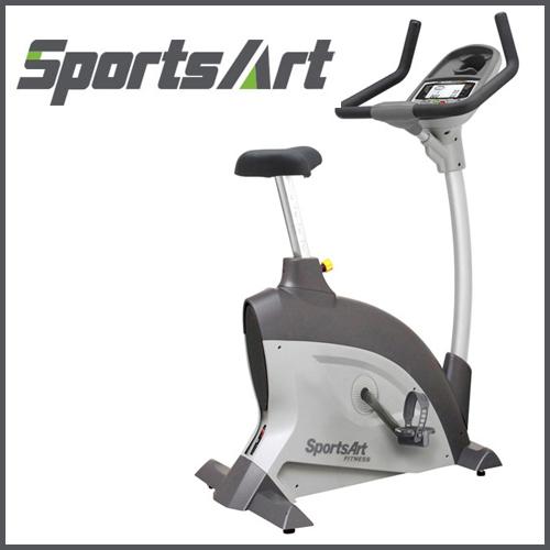 信頼 エアロバイク アップライトバイク C55U スポーツアート 健康器具 フィットネスバイク, 志木市:93f4eaf7 --- ejyan-antena.xyz