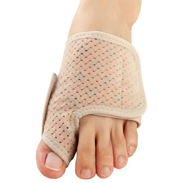癒し外反母趾サポーター(1枚入) アルファックス 外反母趾 サポーター 靴 外反母趾用サポーター