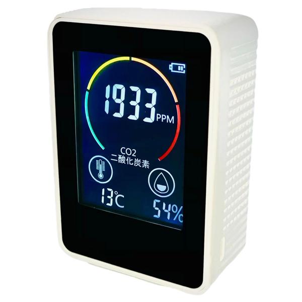 店内全品対象 co2センサー 二酸化炭素測定器 二酸化炭素 濃度計 CO2モニター ピピっと換気君 TOMO-1 TOMONARI 換気 君 ピピ と っ 新作 二酸化炭素濃度測定器 二酸化炭素濃度