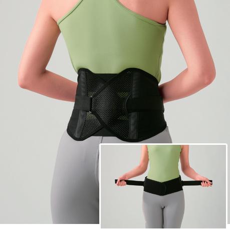 腰痛ベルト パワフルギア ワイドタイプ 送料無料 腰痛 ぎっくり腰 コルセット