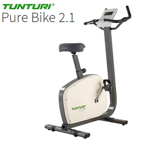 アップライトバイク/Pure Bike2.1【送料無料】【TUNTURI(トゥントゥリ)】エアロバイク アップライトバイク【健康器具】【ダイエット器具】05