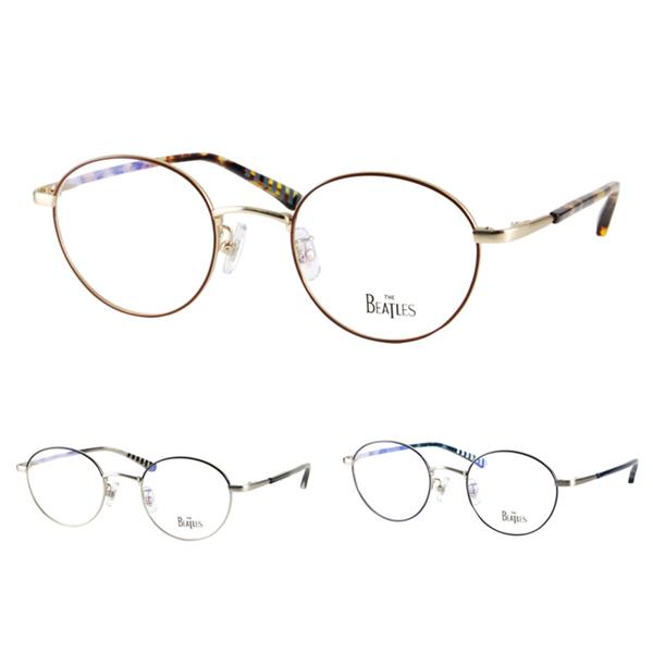 【店内最大pt20倍 ~5/8 9:59】THE BEATLES アイウェアコレクション Beatles-002 ビートルズ ABBEY ROAD アビーロード コラボ メガネ 眼鏡