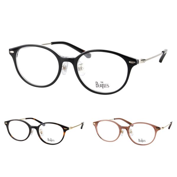 【店内最大pt20倍 ~5/8 9:59】THE BEATLES アイウェアコレクション Beatles-003 ビートルズ HELP! ヘルプ コラボ メガネ 眼鏡