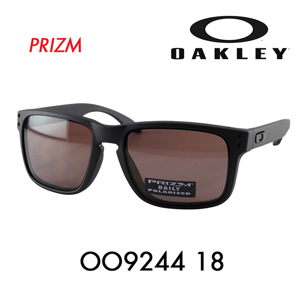 4c0c3a474337 Oakley Holbrooke sunglasses OO9244-18 OAKLEY HOLBROOK PRIZM POLARIZED Asia  fitting prism polarization glasses frame Date glasses glasses